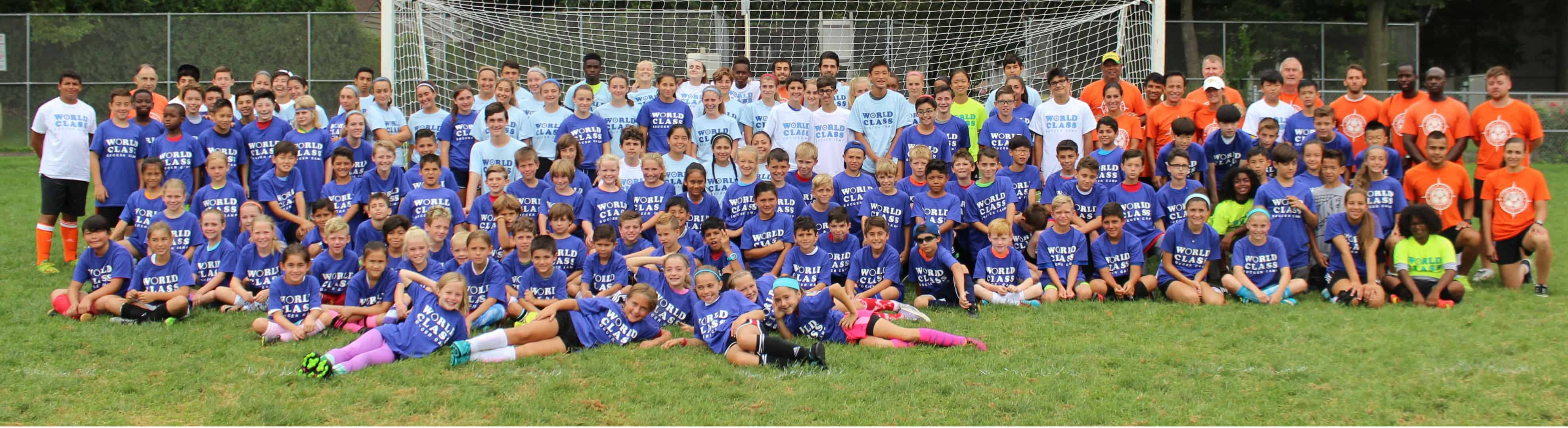 2019 World Class Soccer Camp | NJ's Top Summer Camp for 30 years